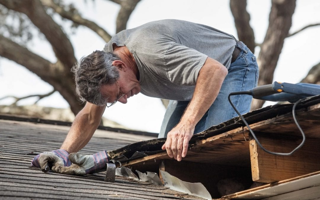 know that it is time to replace your roof with an inspection